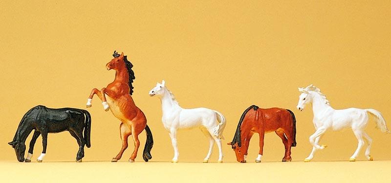 Pferde 1:87 / H0