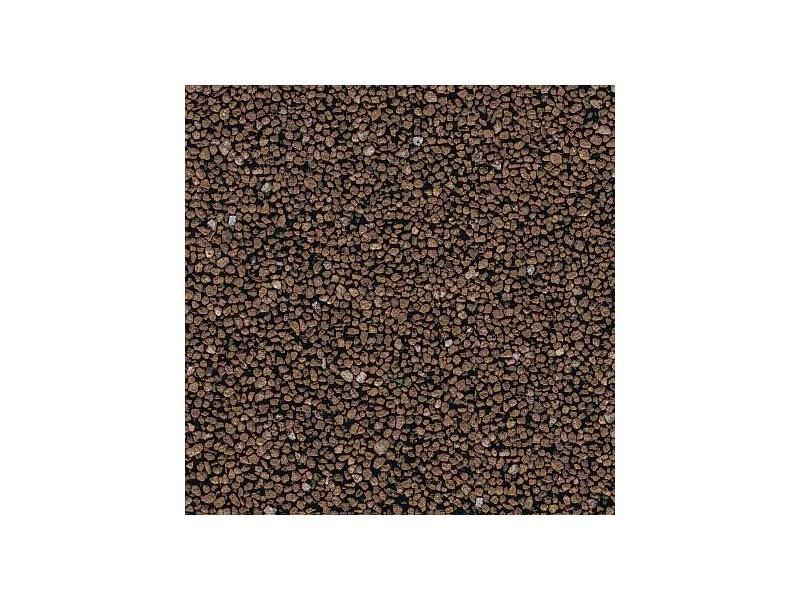 Schotter dunkelbraun, 230 g, Spur H0/N/TT