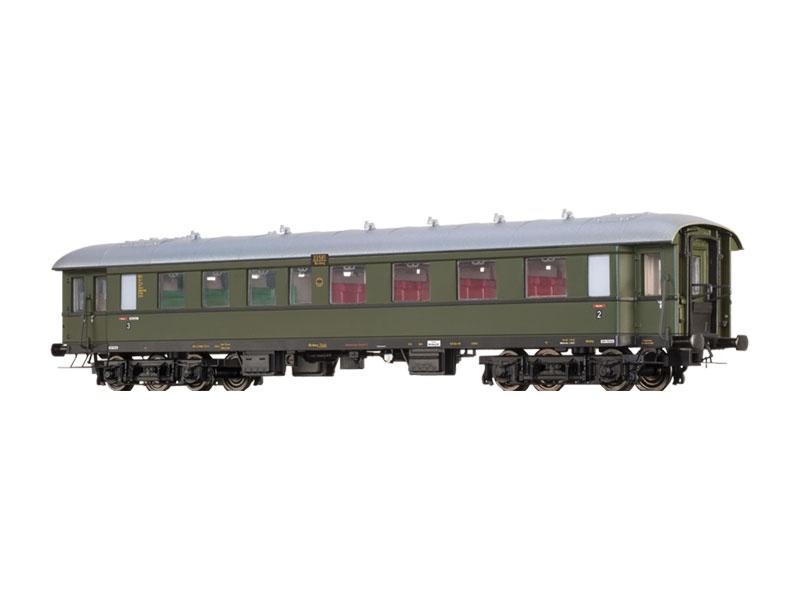 Personenwagen C4i-36 der DRG, II, Spur H0