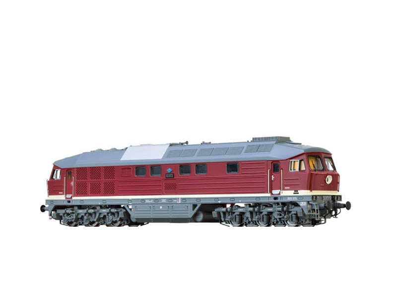 Diesellok 132 der DR, IV, DC Digital Extra, Sound, Spur H0