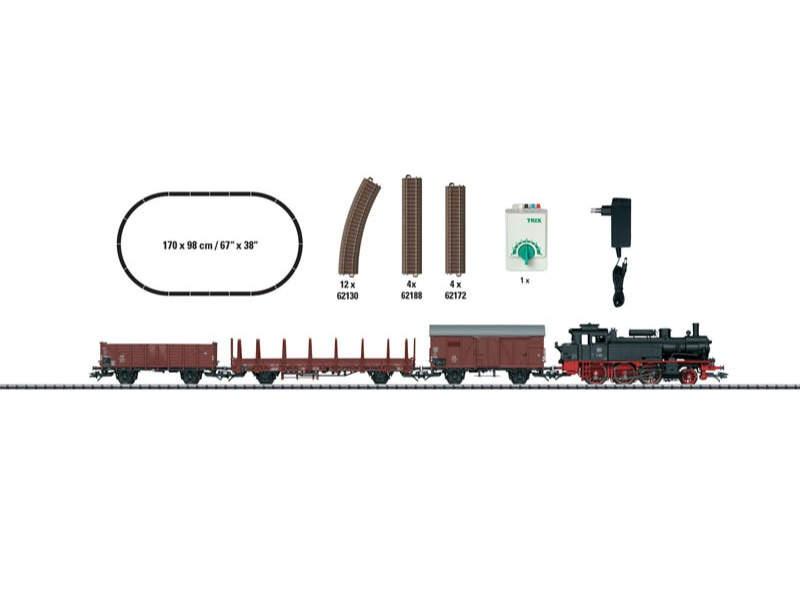 Startpackung Güterzug Epoche III H0