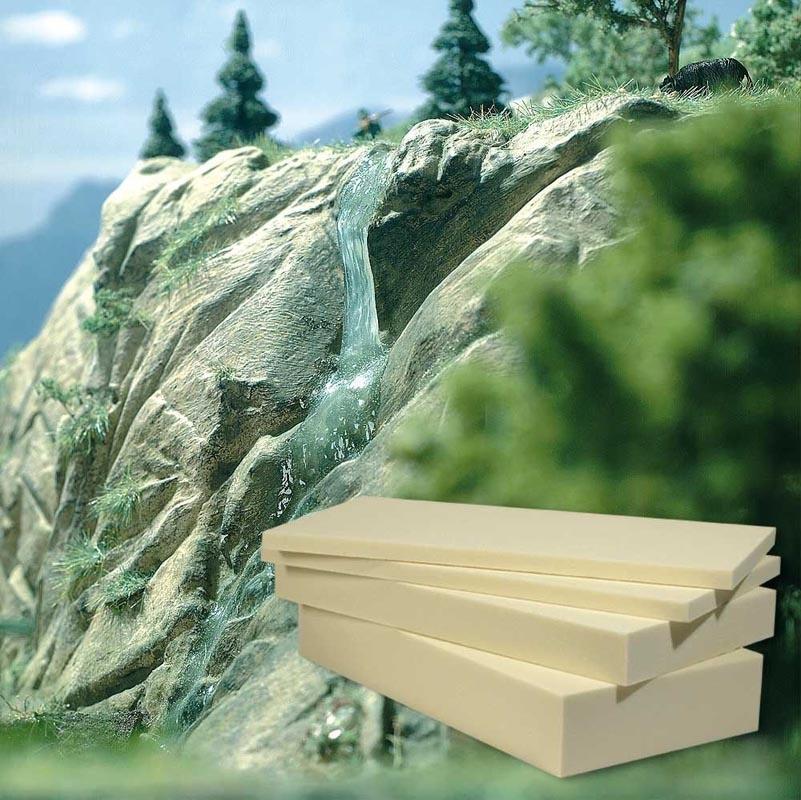 Modellbau-Hartschaumplatten