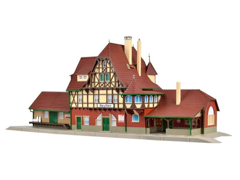 Bahnhof Neuffen, Bausatz, Spur H0