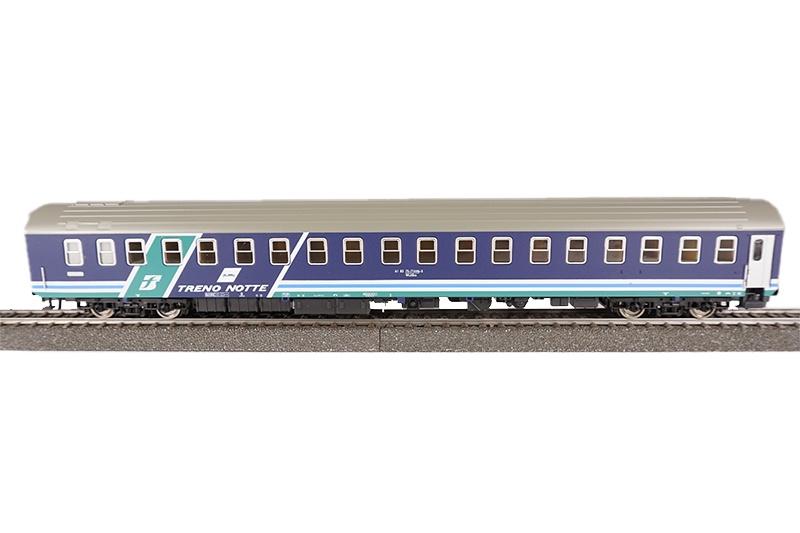 T2s Schlafwagen der FS, Ausführung TRENO NOTTE, DC, H0