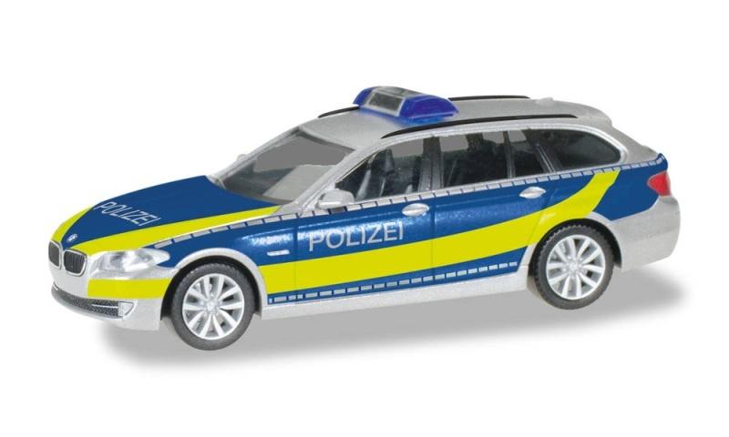 BMW 5er Touring (F11) Bundespolizei, 1:87 / Spur H0