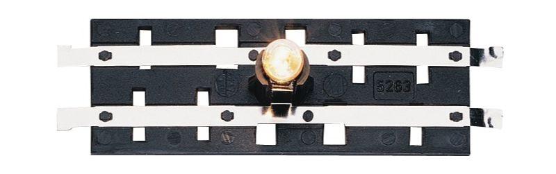 Innenbeleuchtung für 5060 2-achsige Post-/Gepäckwagen, H0