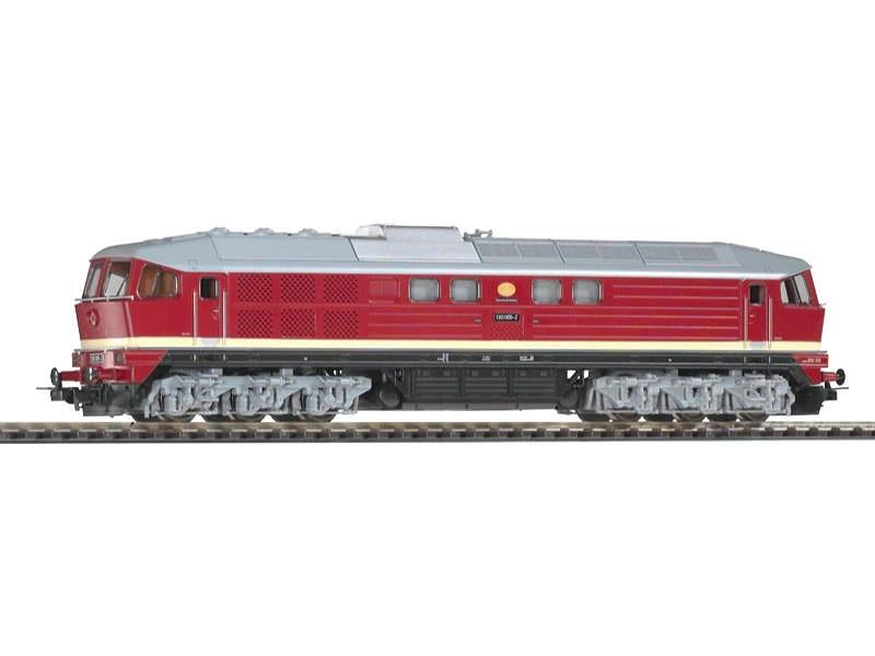 Sound-Diesellok BR 130 006-0 der DR,AC-Version,Epoche IV, H0