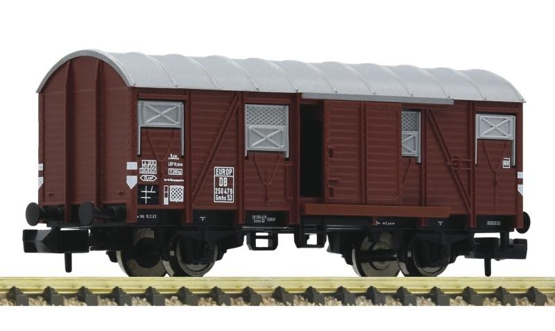 Gedeckter Güterwagen der DB, Spur N