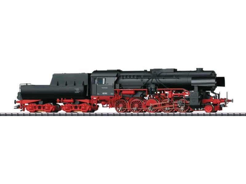 Güterzug-Dampflok Baureihe 42 der DR/DDR H0, Spur H0