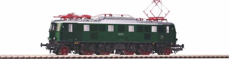 E-Lokomotive BR 118 der DB, DC, Spur H0