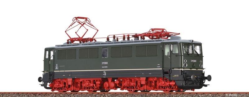 E-Lok E11 der DR, III, Analog BASIC+, DC, Spur H0