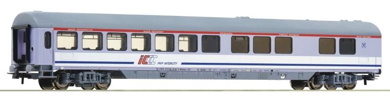 Intercity-Speisewagen der PKP, DC, Spur H0