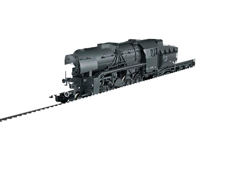Schwere Güterzug-Dampflokomotive BR 42 DR Sound mfx+ H0