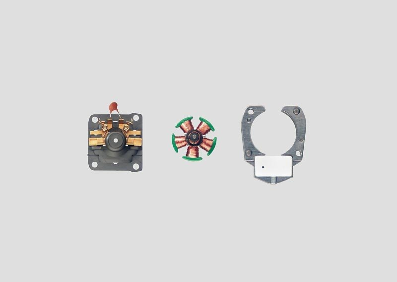 Hochleistungsmotor-Nachrüst-Set H0