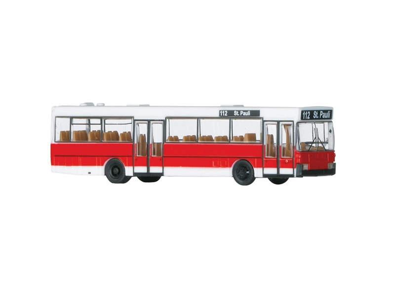 Stadtbus HHA (Hamburg) Typ MB O405 Spur N
