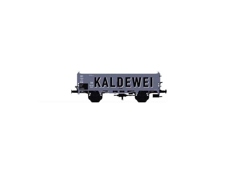 Offener Güterwagen Om 21 Kaldewei der DB, DC, Spur H0