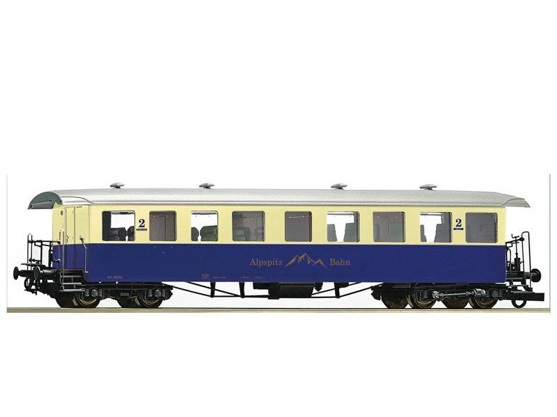Zahnradbahn-Personenwagen, Alpspitz-Bahn, DC, Spur H0