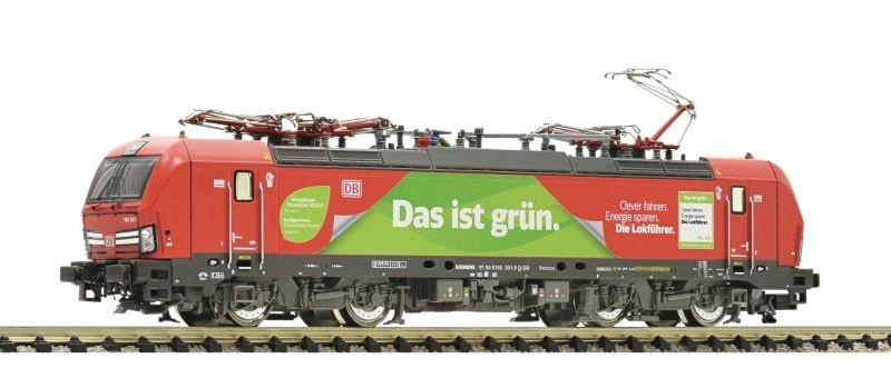 Sound-E-Lok 193 301-9 der DB AG, Epoche VI, Spur N