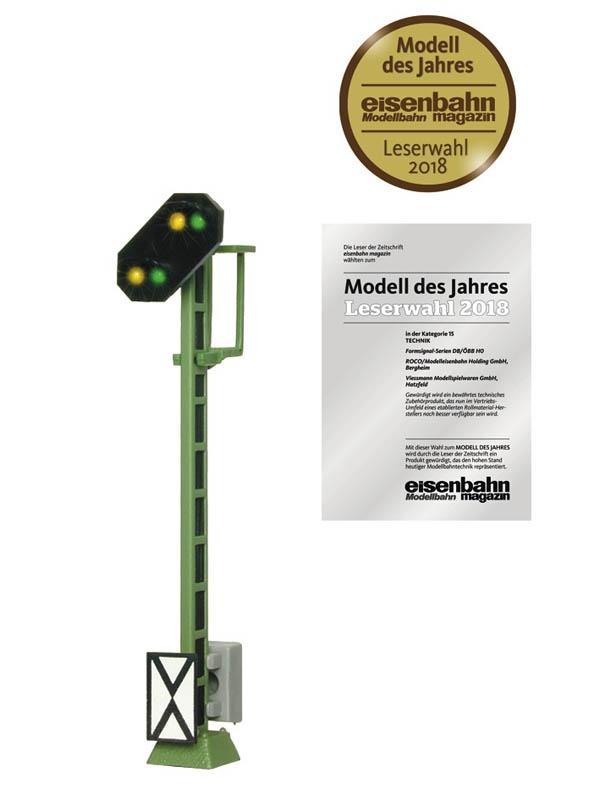 Licht-Vorsignal, DB H0