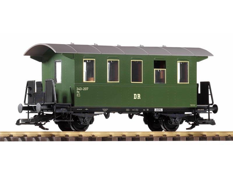 Personenwagen 2 Klasse der DR, Ep. III, Spur G