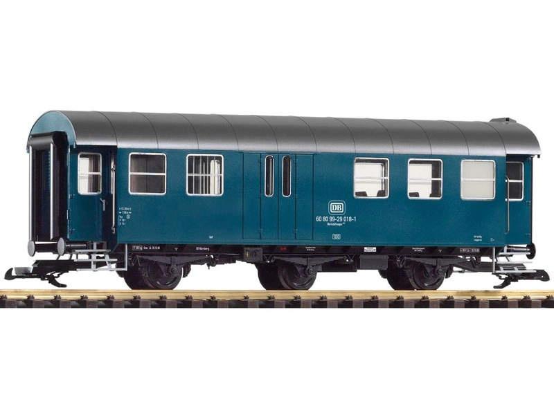 Werkstattwagen 414 der DB, Epoche IV, Spur G
