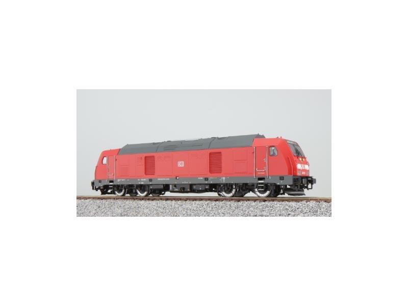 Diesellok BR 245 010 der DB, verkehrsrot, Epoche VI, Spur H0