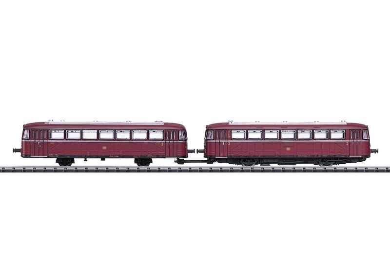 Triebwagen VT 98 und VS 98 der DB, Sound, Minitrix Spur N