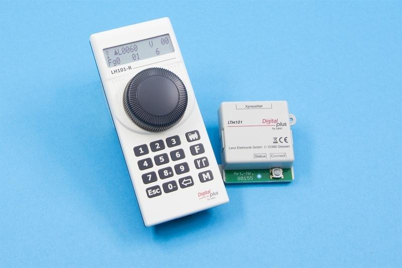 Set Funkhandregler LH101-R mit Empfänger LTM101