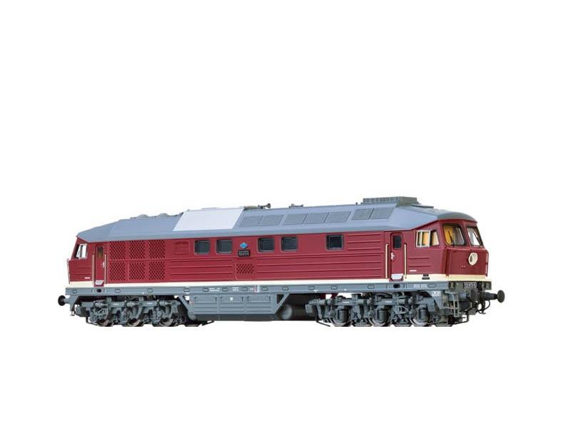 Diesellok 132 der DR, IV, DC Analog BASIC+, Spur H0