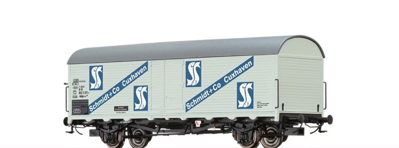 Kühlwagen Ibdlprs-v 382 DB, IV,Schmidt & Co., DC, Spur H0