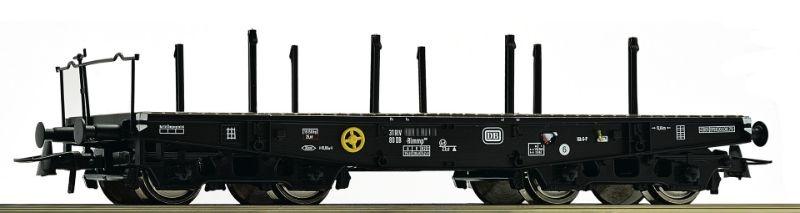 Schwerlastwagen Bauart Rlmmp der DB, Epoche IV, Spur H0