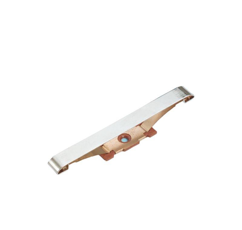 Wechselstrom-Schleifer Silencio für Loks, Spur H0