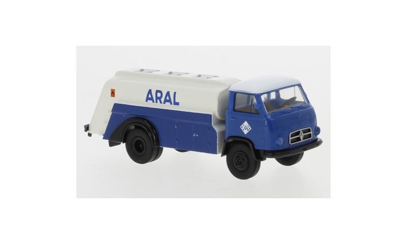 Borgward B 655 Tankwagen, Aral, 1959, 1:87 / Spur H0