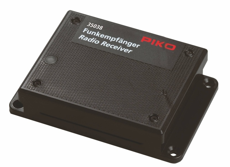 Funkempfänger 2,4 GHz V2, Spur G