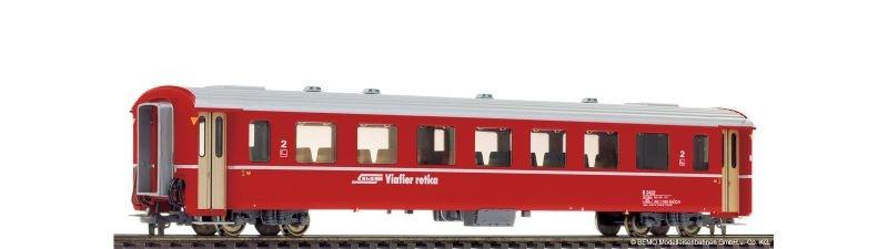 RhB B 2436 Einheitswagen II, Epoche V, Spur H0m