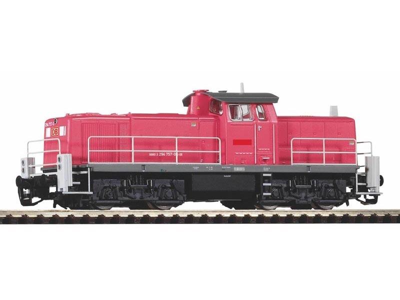 Diesellok BR 294 der DB AG, Ep. VI, DC, Spur TT