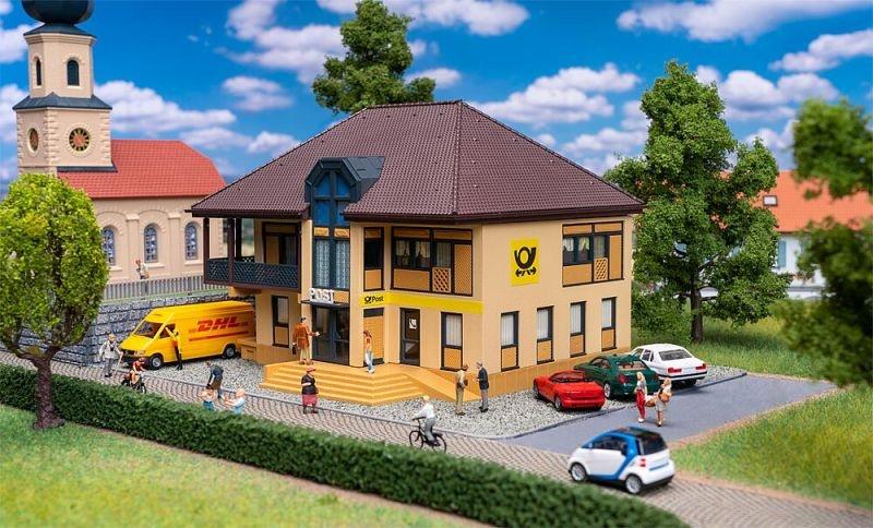 Postamt Bausatz, Spur H0