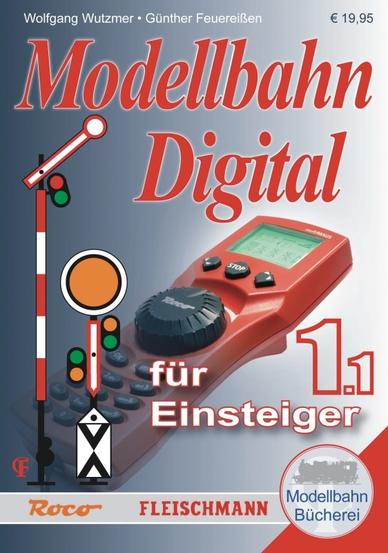 Buch Digital für Einsteiger, Band 1.1, H0