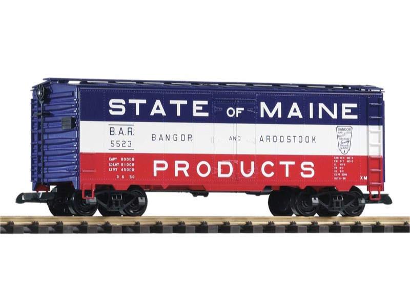 Güterwagen State of Main, Spur G