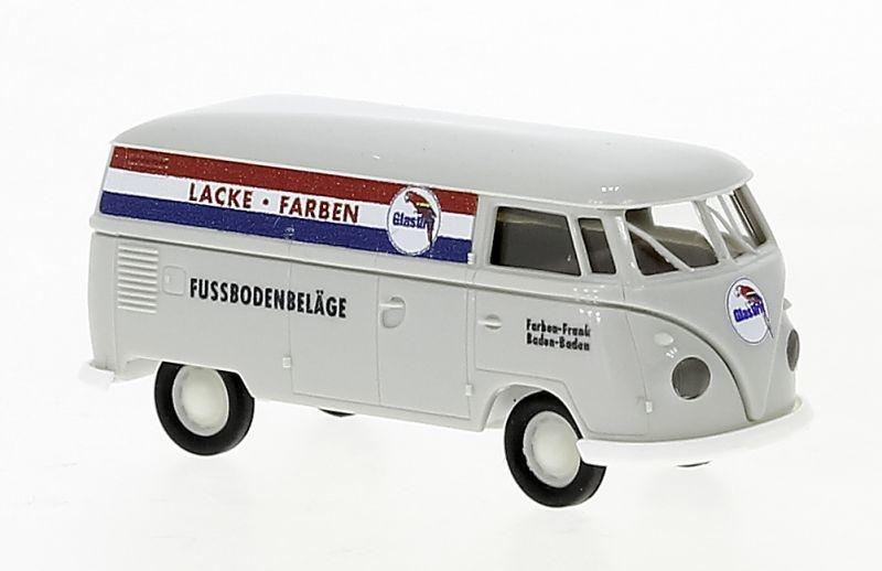 VW T1b Kasten, Glasurit, 1960, 1:87 / H0