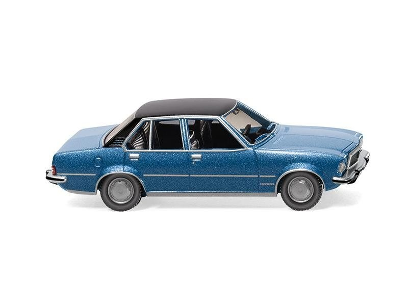 Opel Commodore B - laserblau metallic 1:87 / H0