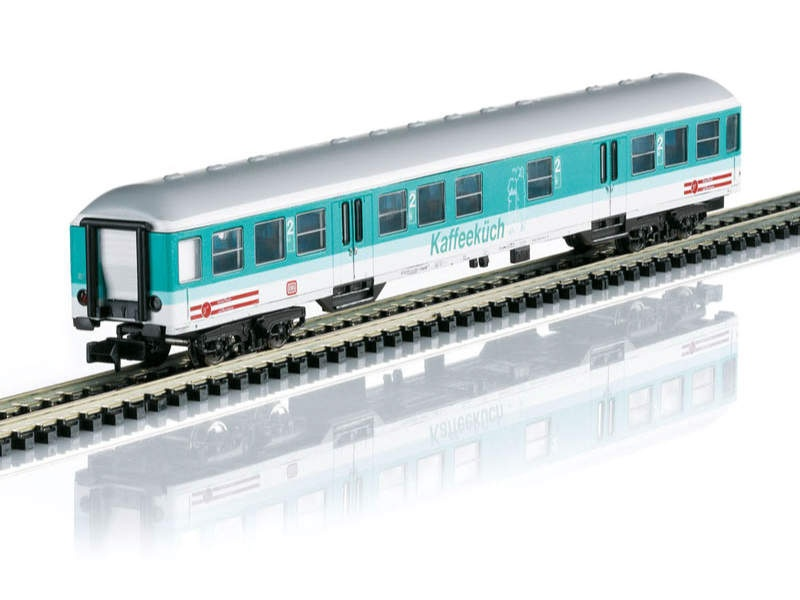 Eilzug-Set Moseltalbahn DB Spur N