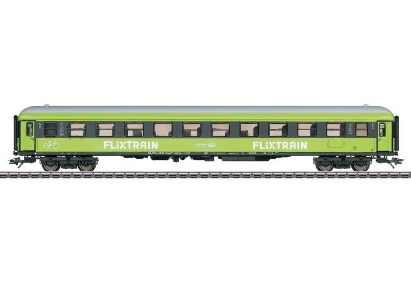Personenwagen Flixtrain, AC, Spur H0