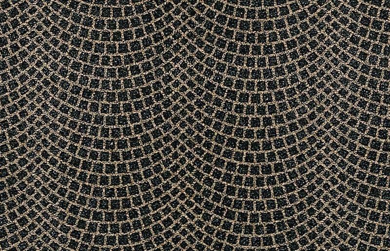Römisches Pflaster, 100x6 cm, Spur H0