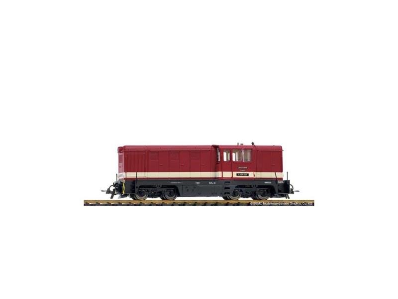 Diesellok L45H-358 der SDG Lößnitzgrundbahn, Spur H0e