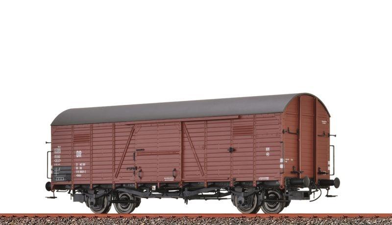 Gedeckter Güterwagen Gltuw der DR, DC, Spur H0