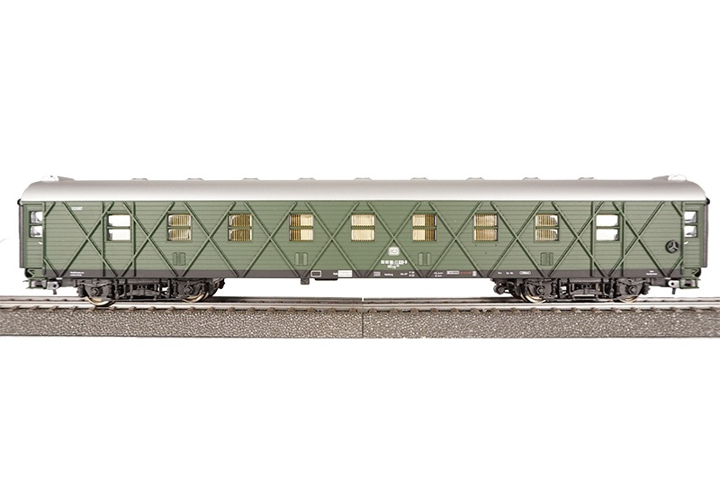 Umbau-Autotransportwagen, ex.MC4i-44, DB, DC, Spur H0