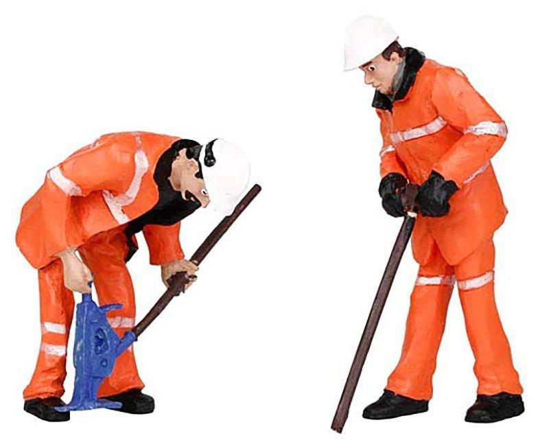 Gleisarbeiter, Figuren, Spur G