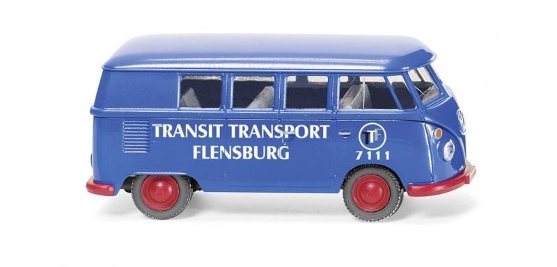 VW T1 Bus Transit Transport, 1:87 / H0