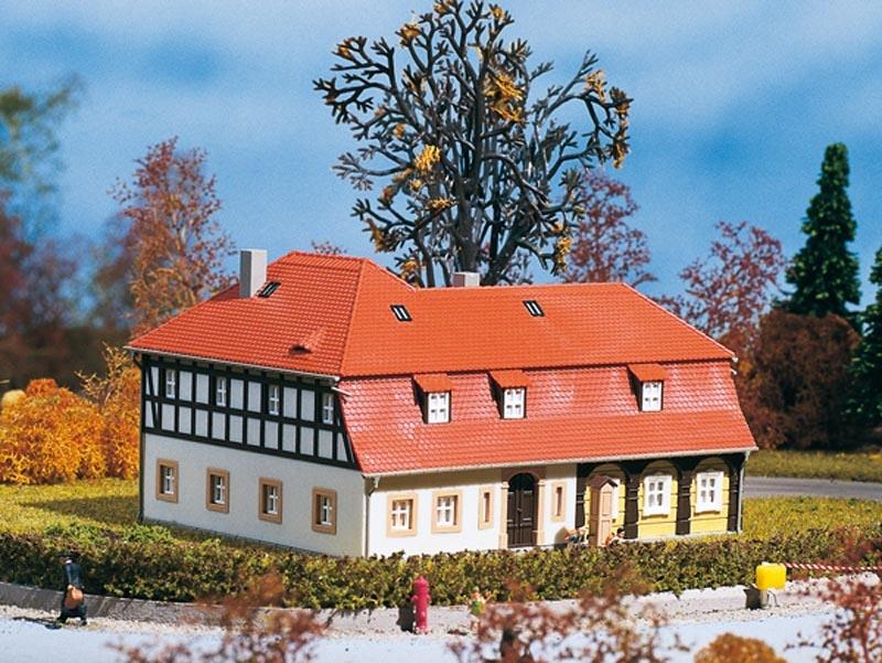 Umgebindehaus, Bausatz, Spur H0